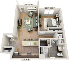 one bedroom apartments net zero village