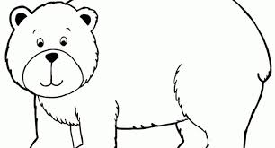 teddy bear coloring pages preschoolers archives cool