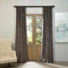 Black Curtain Blackout Rod Pocket Curtains U0026 Drapes Window Treatments