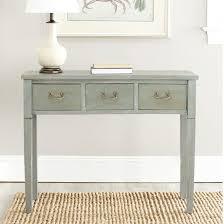 robinwood 3 drawer console table robinwood console table solid wood pine and console tables