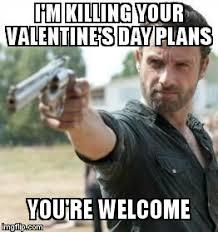 Walking Dead Valentine Meme - alphaomega s images imgflip