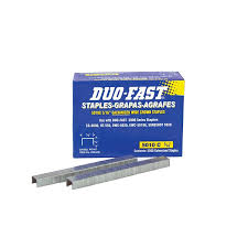 Size Staples For Upholstery Shop Duo Fast 5000 Count 0 3125 In Finish Staples At Lowes Com