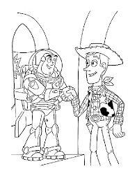 woody images toy story kids coloring