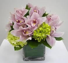 pink cymbidium orchid bouquet in mclean va l u0027artisan lily