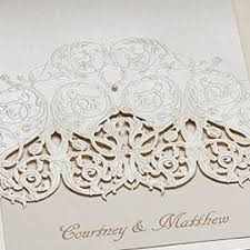 luxury wedding invitations paperrozzi invitations