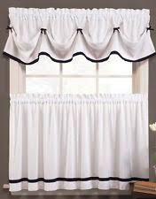 kitchen curtains ebay