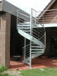 metallbau treppen klemens sanders metallbau treppen außen