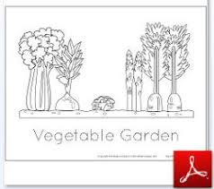 garden printables free charts u0026 planners activities kids