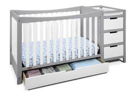 Convertible Cribs Reviews Graco Remi 4 In 1 Convertible Crib Review Baby Sleep