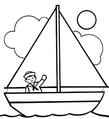 portugal explorer sailing boat colouring page colouring tube