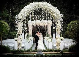wedding arches in church beautiful ceremony decor inspiration aisle arches chic vintage
