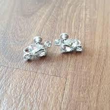 earrings for unpierced ears coro on poshmark