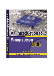 an introduction to microprocessor 8085 pdf download available