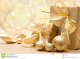 gold christmas gold christmas gift boxes stock photo image 35621840