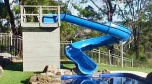 Backyard Play Equipment Australia Home Australian Waterslides U0026 Leisure