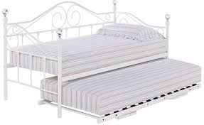 Ikea Metal Daybed Daybed Metal Beautiful White Frame Curious Photo With Fabulous