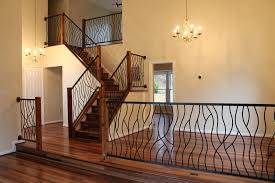 interior railings home depot indoor wrought iron railings interior cost spindles stair