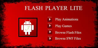 swf player for android player lite для android