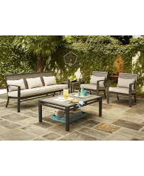 7 Piece Patio Dining Sets Clearance by Outdoor Patio Furniture Macy U0027s