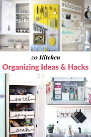 Kitchen Organizing Ideas 20 Kitchen Organizing Ideas Hacks Moment