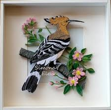 paper quilling birds tutorial wow this is paper quilling such incredible talent amazing