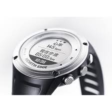 north edge gps watch with altimeter barometer compass thermometer