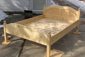Wooden Beds Frames How To Build A Wooden Bed Frame 22 Interesting Ways Guide Patterns
