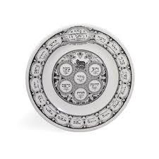 modern seder plate seder plates