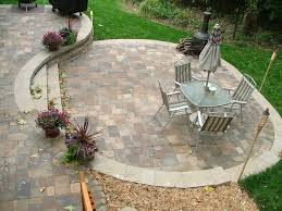 Retro Outdoor Furniture by Patio Ideas Cheerfulmood Patio Pavers Lowes Patio Pavers