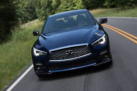 2018 infiniti q50 red sport 400 first drive the higher