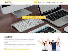 total u2014 free wordpress themes
