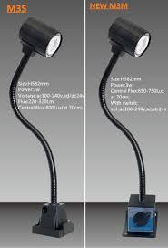 led gooseneck machine light onn m3s 24v waterproof flexible arm led gooseneck machine work light