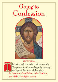 prayer of confession and thanksgiving going to confession pack of 20