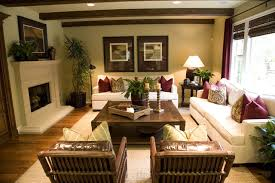 Tropical Living Room Decorating Ideas Classic And Relaxed Condo Tropical Living Room
