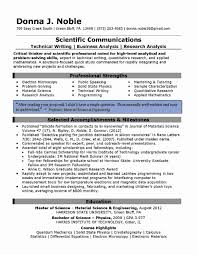 sle resume exles resume for science industry unique science resume service food