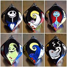 shop nightmare before ornaments on wanelo