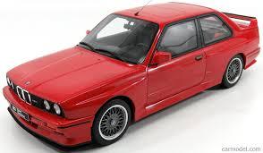 Bmw M3 1989 - otto mobile g033 scale 1 12 bmw 3 series m3 e30 sport evolution