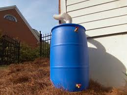 How To Drill Your Own Well In Your Backyard by How To Create A Rain Barrel How Tos Diy