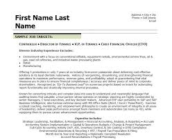 cfo resume exles finance executive resume template professional portfolio in s