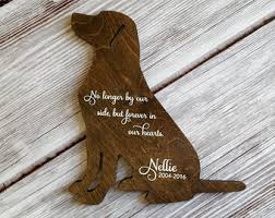 Personalized Remembrance Gifts Dog Memorial