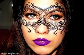 halloween masquerade mask tutorial motd u2013 makeup brushes
