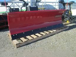 hiniker snow plow ebay