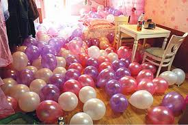 birthday helium balloons balloon for party picture more detailed picture about 100pcs lot