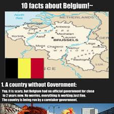 Belgium Meme - 10 facts about belgium by recyclebin meme center