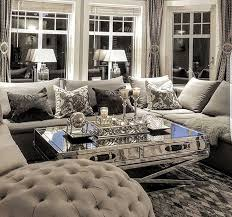 black and white home interior living room beautiful living rooms glam room ideas design
