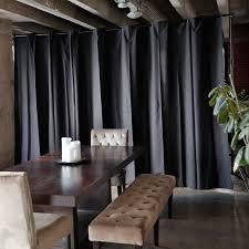 photo room divider amazon com roomdividersnow muslin freestanding room divider kit