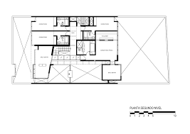 patio homes floor plans gallery of patio house seinfeld arquitectos 17