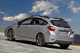 subaru hatchback wing 2012 subaru impreza let u0027s mix in some more ugly shall we