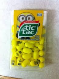 Where To Buy Minion Tic Tacs Buy Tic Tac Banana Minions Limited Edition Pack 3 16g 7 Days