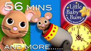 hickory dickory dock plus lots more nursery rhymes 56 minutes
